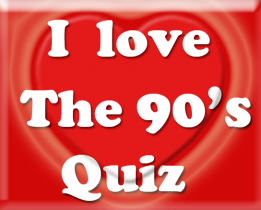 I Love the 90's Quiz in Amsterdam